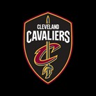 Cavs Global Logo Shield On Wine